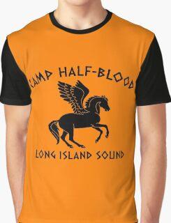 Camp Half Graphic T-Shirt