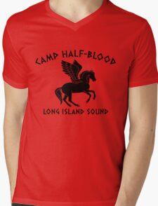 Camp Half Mens V-Neck T-Shirt