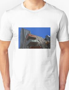 I live in a box! Unisex T-Shirt