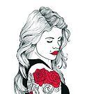 Tattoo On My Shoulder by Adam Regester