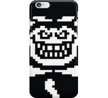 Undertale Flowey Evil Homicide iPhone Case/Skin