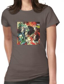 Boogie With Canned Heat Womens Fitted T-Shirt