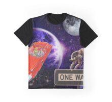 ONE WAY  Graphic T-Shirt