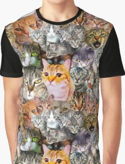 CATS! Graphic T-Shirt