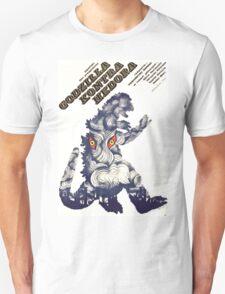 Godzilla vs the Smog monster T-Shirt