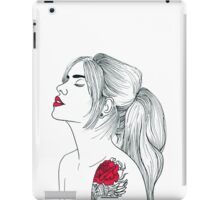 Tattoo Girl iPad Case/Skin