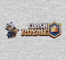 Clash Royal - Blue King One Piece - Long Sleeve
