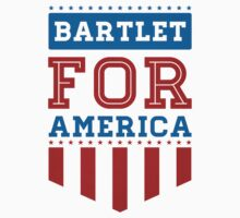 Bartlet Kids Tee