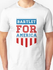 Bartlet Unisex T-Shirt