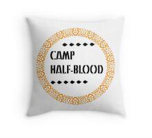 Camp Half blood Throw Pillow