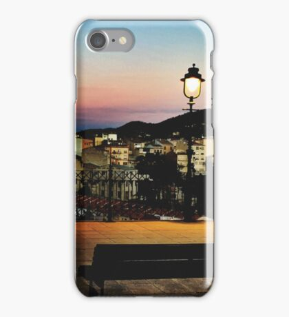 Alcoy iPhone Case/Skin