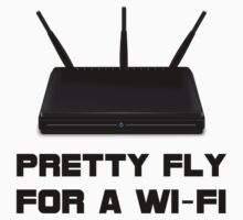 Pretty Fly WiFi Kids Tee
