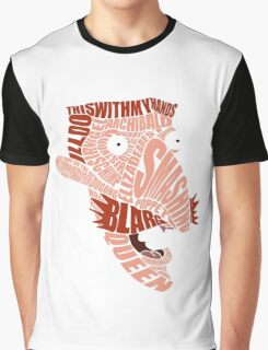 Nigel Thornberry Typography Graphic T-Shirt