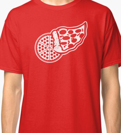 Red Wings Pizzarena Classic T-Shirt