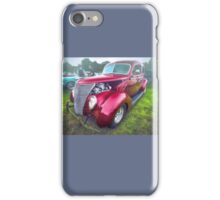 Red Ford Morning iPhone Case/Skin