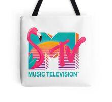 MTV Flamingo Tote Bag