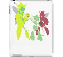 Scyther Evolution Line iPad Case/Skin