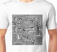 Halftone Dazzle 01 Unisex T-Shirt