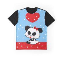 Panda baby girl  Graphic T-Shirt