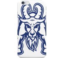 Blue Mountain State - NCAA 2 iPhone Case/Skin