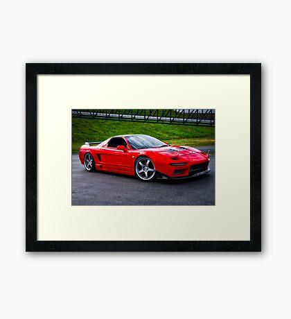 1994 Acura NSX R Framed Print