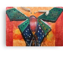 Butterfly Redefined Canvas Print