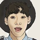 Jongdae by Winchesterurie