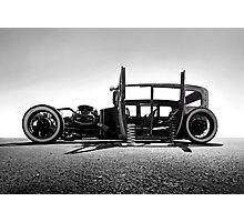 Chevrolet Rat Rod - Project Sacagawea Photographic Print