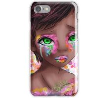 Face Paint iPhone Case/Skin