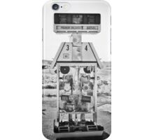 Route 66 Pump 3 & 4 iPhone Case/Skin