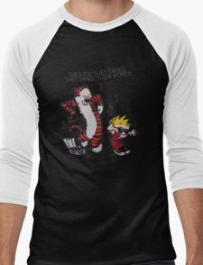 Calvin And Hobbes Men's Baseball ¾ T-Shirt
