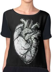 Have a Heart Chiffon Top