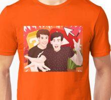 The World of Dan & Phil Unisex T-Shirt