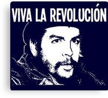 VIVA LA REVOLUCIÓN Canvas Print