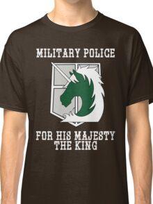 Militaty Police Classic T-Shirt