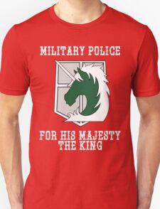 Militaty Police T-Shirt