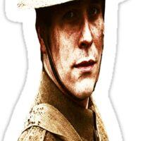I Love A Man In Uniform Sticker