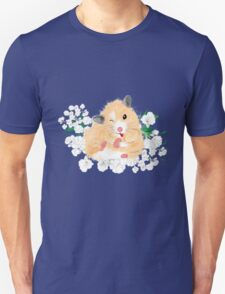 Cute Syrian Hamster Honey Unisex T-Shirt