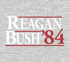 Reagan Bush One Piece - Long Sleeve