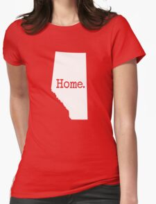 Alberta Home AB Womens Fitted T-Shirt