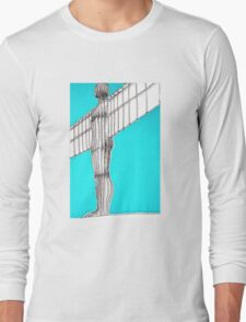 Angel of the North Long Sleeve T-Shirt