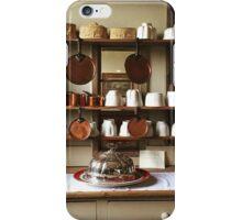 Victorian Kitchen Display iPhone Case/Skin
