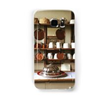 Victorian Kitchen Display Samsung Galaxy Case/Skin