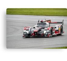 Audi Sport Team Joest No 7 Canvas Print