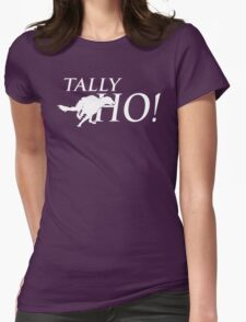Tally Ho! Womens Fitted T-Shirt