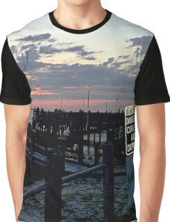 Dangerous Currents Graphic T-Shirt