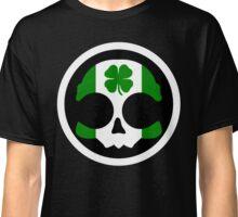 Clover Skull Logo Classic T-Shirt