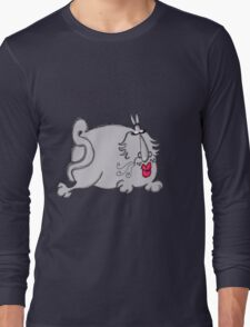 Hot Lips Long Sleeve T-Shirt