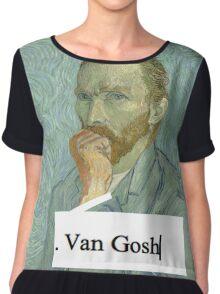 Van Gosh Chiffon Top