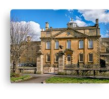 Harrington House  Canvas Print